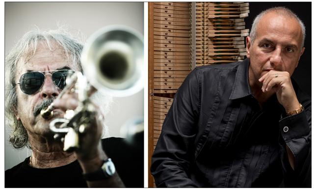 foto Enrico Rava & Danilo Rea Quattro concerti in Italia