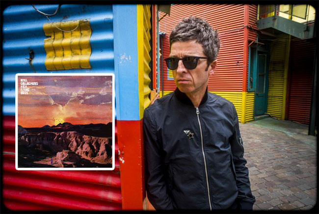 foto NOEL GALLAGHER'S HIGH FLYING BIRDS : dal 20 luglio in radio con IF LOVE IS THE LAW
