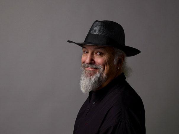 foto EUGENIO FINARDI l8 agosto a San Mauro Pascoli riceve il Premio Pascoli in Musica