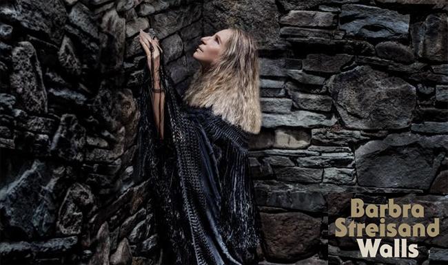 BARBRA STREISAND in uscita il 2 novembre il nuovo album WALLS