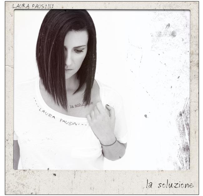 foto LAURA PAUSINI dal 7 settembre in rotazione radio il singolo LA SOLUZIONE