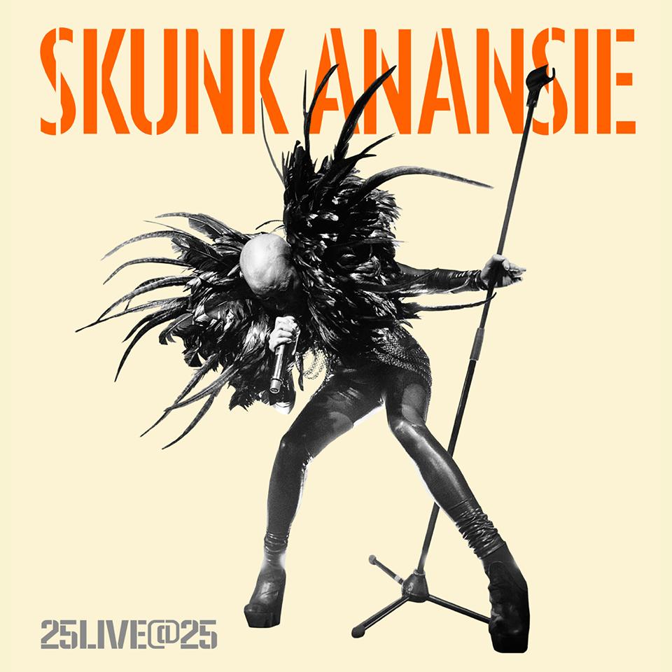 SKUNK ANANSIE: 25LIVE@25 il nuovo album fuori il 25 gennaio 2019