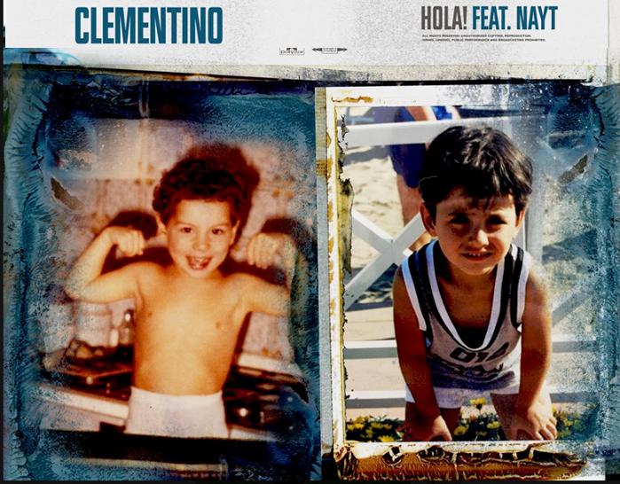 CLEMENTINO esce il 4 maggio lalbum Tarantelle