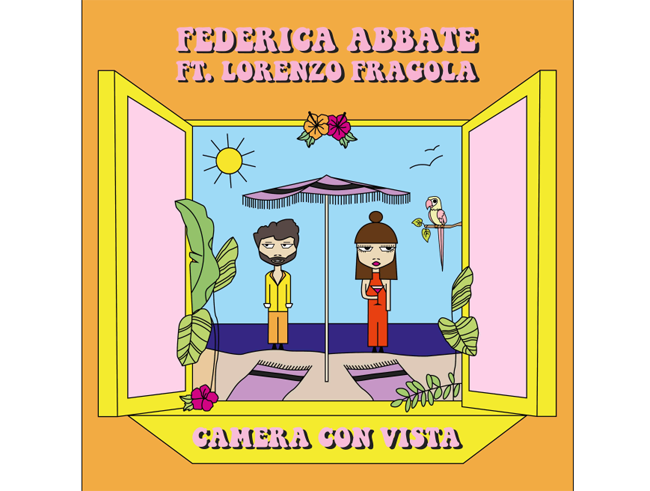 FEDERICA ABBATE in CAMERA CON VISTA feat. Lorenzo Fragola