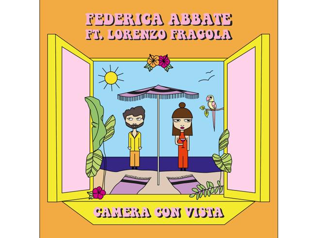 FEDERICA ABBATE in CAMERA CON VISTA feat. Lorenzo Fragola