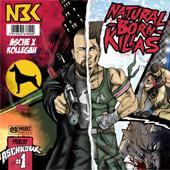 Asche & Kollegah-Natural Born Killas