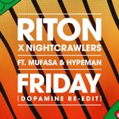 singolo Riton & Nightcrawlers Friday (feat. Mufasa & Hypeman) [Dopamine Re-Edit]