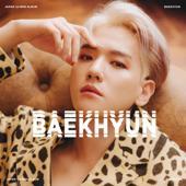cd cover BAEKHYUN-BAEKHYUN - EP