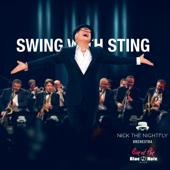 jazzalbum-top Nick the Nightfly & Nick The Nightfly Orchestra Swing with Sting (Live at The Blue Note Milano)