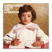 cd cover Carmen Consoli-Volevo Fare La Rockstar