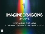 foto IMAGINE DRAGONS un successo il nuovo album EVOLVE