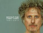 foto NICCOLÒ FABI parte oggi il tour DIVENTI INVENTI 1997-2017