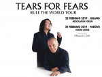 foto TEARS FOR FEARS raddoppiano: dopo Milano anche Padova a Febbraio