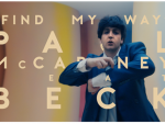 """foto PAUL McCARTNEY   esce  """"FIND MY WAY (feat. BECK)"""" in formato fisico"""