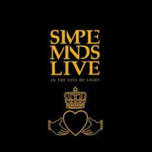 bio video testi canzoni Simple Minds
