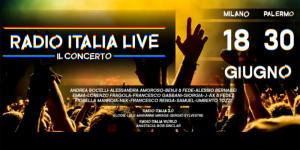 RADIO ITALIA LIVE , annunciato il cast completo