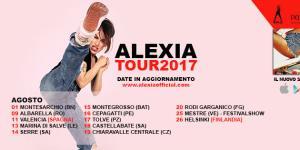 ALEXIA in arrivo il nuovo album