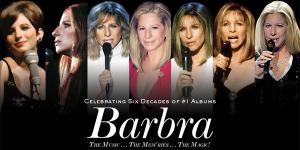 "BARBRA STREISAND in THE MUSIC…THE MEM'RIES…THE MAGIC!"" il nuovo album"