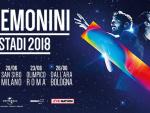 """foto CESARE CREMONINI 60 MILA BIGLIETTI IN 4 GIORNI PER IL TOUR """"STADI 2018"""""""