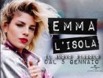 foto EMMA il nuovo singolo LISOLA è gia nelle radio italiane