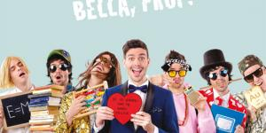 LORENZO BAGLIONI esce oggi l album di debutto BELLA PROF!