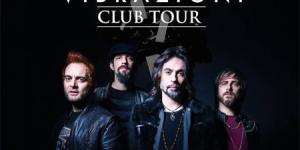 LE VIBRAZIONI parte il tour nei club