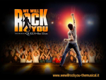 foto WE WILL ROCK YOU da ottobre il tour italiano