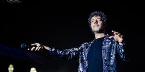 MAX GAZZE' IN 4000 A CARACALLA PER LA PRIMA DI ALCHEMAYA TOUR