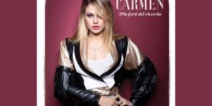 CARMEN esce l 8 marzo l album PIÙ FORTI DEL RICORDO