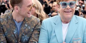 (I'm Gonna) Love Me Again' Elton John e Taron Egerton nelle radio