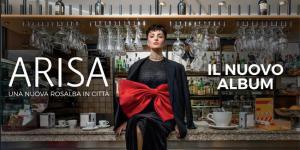 ARISA parte il tour estivo UNA NUOVA ROSALBA IN CITTA'