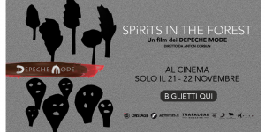 Depeche Mode: Spirits in the Forest il 21 e 22 novembre al cinema