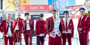 Super One è il primo album della band K-pop SuperM