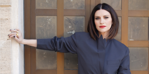 LAURA PAUSINI AI DAVID DI DONATELLO l 11 MAGGIO 2021