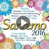 tracklist album Artisti Vari Sanremo 2016