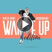 tracklist album Rocco Hunt SignorHunt: Wake Up Edition