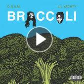 singolo D.R.A.M. Featuring Lil Yachty Broccoli