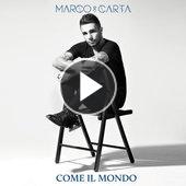 tracklist album Marco Carta Come il mondo