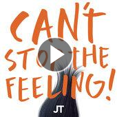 singolo Justin Timberlake Can t Stop The Feeling!
