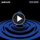 singolo Major Lazer Featuring Justin Bieber & MO Cold Water