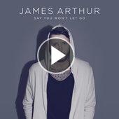 tracklist album James Arthur Say You Won t Let Go