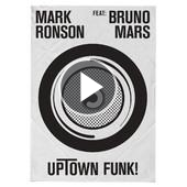 singolo Mark Ronson Featuring Bruno Mars Uptown Funk!