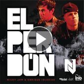 singolo Nicky Jam & Enrique Iglesias El Perdón