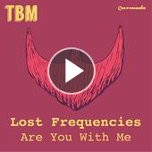 tracklist album Lost Frequencies Are You With Me