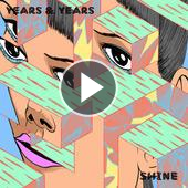 tracklist album Years & Years Shine